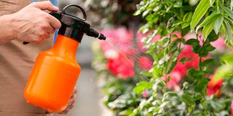 Опрыскиватели садовые, для листовых подкормок