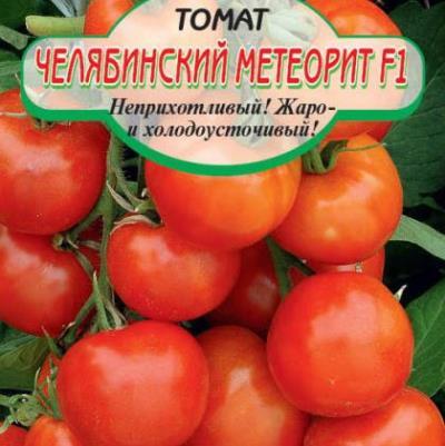 Купить Томат Челябинский метеорит