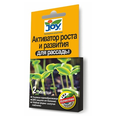 Купить Joy Активатор роста для рассады
