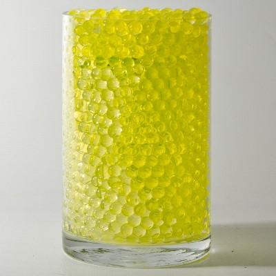 Купить Гидрогель для растений цветной желтый