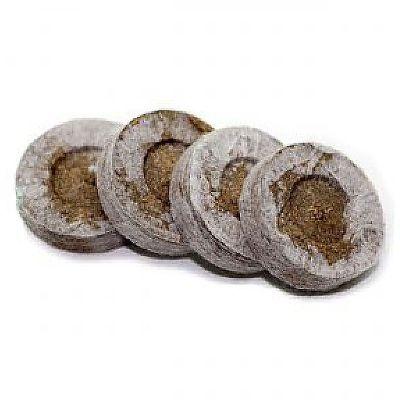 Купить Торфяные таблетки Джиффи (Jiffy) 41 мм