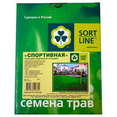Купить семена газонной травы  Спортивная