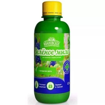 Купить Мыло зеленое от вредителей