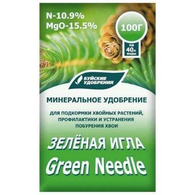 Купить Удобрение буйское Зелёная игла для хвойных