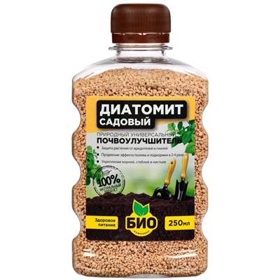 Купить Диатомит садовый почвоулучшитель